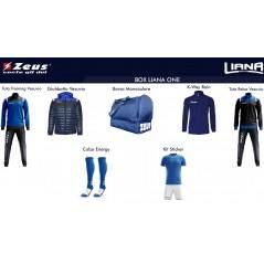 Kit Box Football Complete Zeus 7pz.