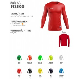 Fisiko Sleeveless Thermal Jersey
