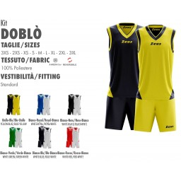 Kit Doblò Basket