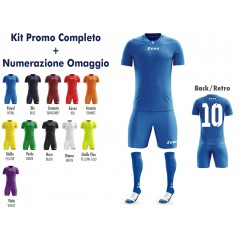 Kit Promo Zeus Complete + Print Free
