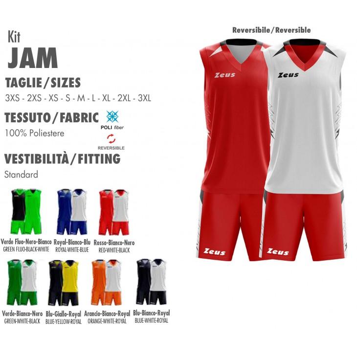 Kit Jam Basket