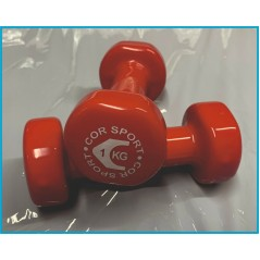 Pair of Dumbbell Weights Cor Sport