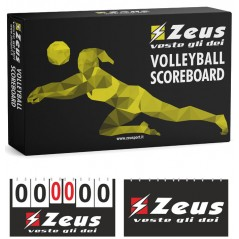 TABLETOP VOLLEYBALL SCOREBOARDS
